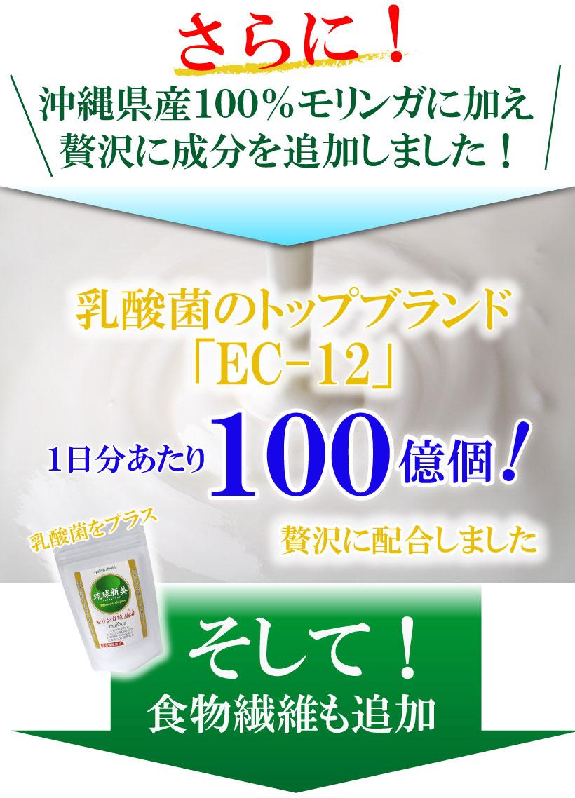 乳酸菌100億個